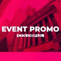 VIDEOHIVE COLORFUL EVENT PROMO 22915757