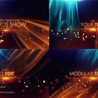 VIDEOHIVE CINEMATIC CLASSICAL AWARDS OPENER