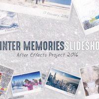VIDEOHIVE WINTER MEMORIES