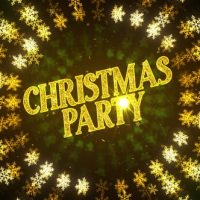 VIDEOHIVE CHRISTMAS PARTY INVITATION