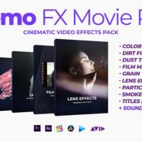 VIDEOHIVE DEMO FX MOVIE PRO CINEMATIC EFFECTS