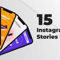 VIDEOHIVE INSTAGRAM STORIES COLLECTION VOL 2.0