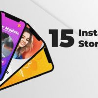 VIDEOHIVE INSTAGRAM STORIES COLLECTION