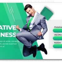 VIDEOHIVE CREATIVE BUSINESS TEAM SLIDESHOW