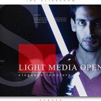 VIDEOHIVE LIGHT MEDIA OPENER | SLIDESHOW