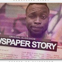 VIDEOHIVE NEWSPAPER STORY SLIDESHOW