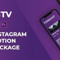 VIDEOHIVE IGTV – INSTAGRAM MOTION PACK