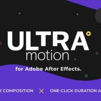 VIDEOHIVE ULTRA MOTION | AFTER EFFECTS