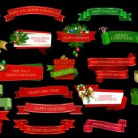 VIDEOHIVE CHRISTMAS LOWERTHIRDS AND BANNERS
