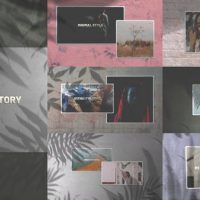 VIDEOHIVE SIMPLE STORY/ MINIMAL SLIDES/ CLEAN SLIDESHOW/ TRAVEL CINEMATIC OPENER/ LOVELY SLIDESHOW/ ART SHADOW