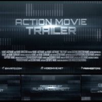 VIDEOHIVE ACTION MOVIE – TRAILER 8181270