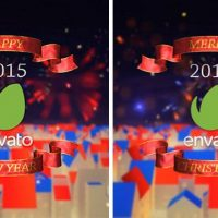 VIDEOHIVE NEW YEAR & MERRY CHRISTMAS OPENER