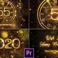 VIDEOHIVE NEW YEAR COUNTDOWN 2020 – PREMIERE PRO 25267703