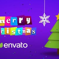 VIDEOHIVE MERRY CHRISTMAS 13902508