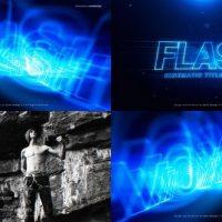 VIDEOHIVE FLASH CINEMATIC TITLE
