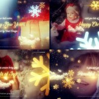 VIDEOHIVE CHRISTMAS WISHES 25300844