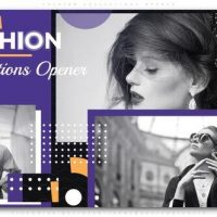 VIDEOHIVE FASHION COLLECTIONS OPENER