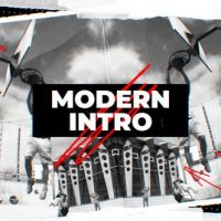 VIDEOHIVE MODERN ENERGETIC INTRO