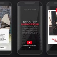 VIDEOHIVE YOUTUBE INSTAGRAM STORIES