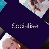 VIDEOHIVE SOCIALISE
