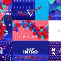 VIDEOHIVE COLOR INTRO