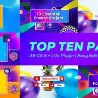 VIDEOHIVE TOP TEN PACK
