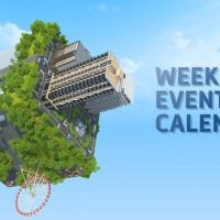 VIDEOHIVE WEEKEND EVENT CALENDAR