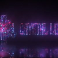VIDEOHIVE CRYSTAL LOGO