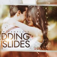 VIDEOHIVE WEDDING SLIDES